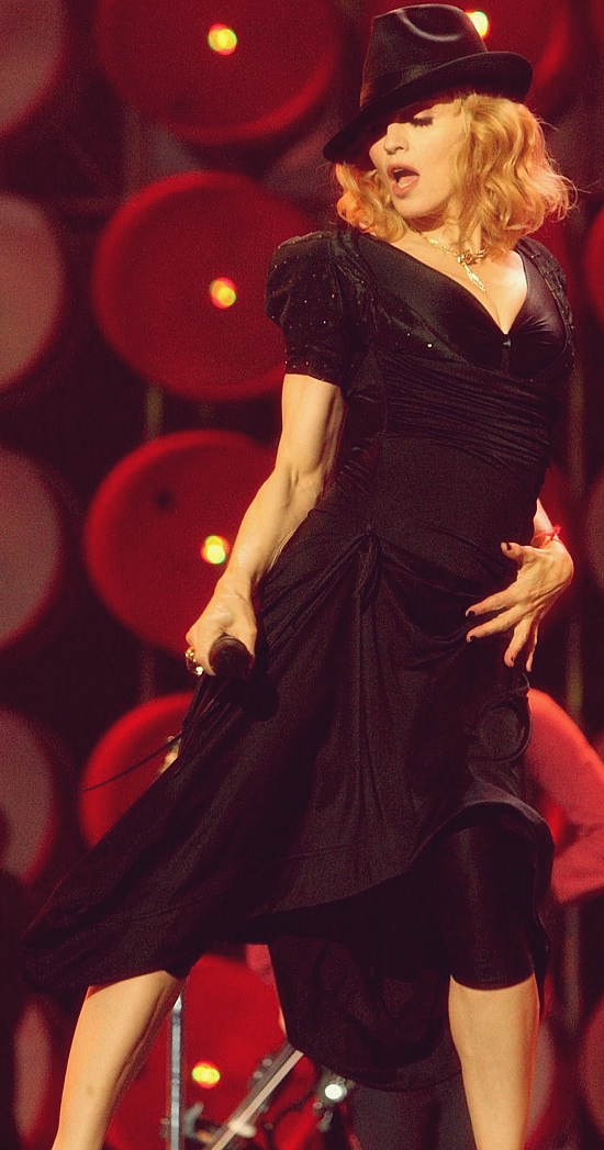 Today In Madonna History July 7 2007 Today In Madonna History Madonna Beautiful Celebrities Concerts In London