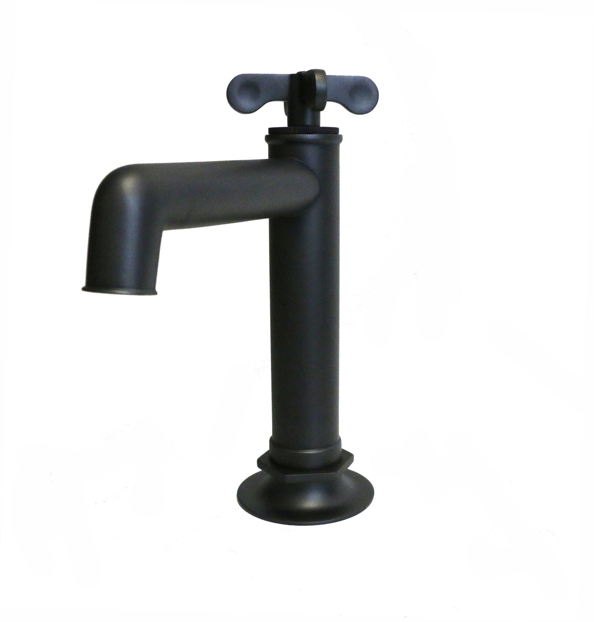 Waterworks Henry Bar Faucet in Oil Rubbed Bronze | Waterworks, Bar ...