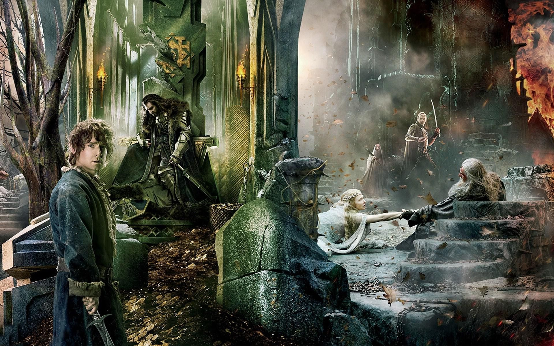 The Battle Of Five Armies Wallpaper