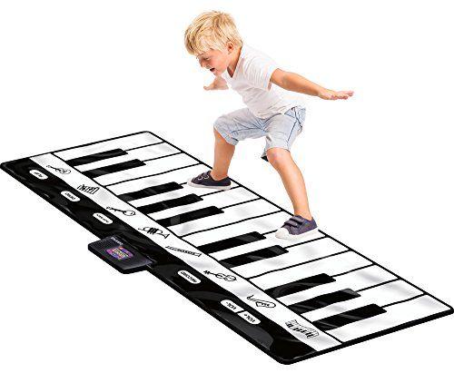 Click N Play Gigantic Keyboard Play Mat 24 Keys Piano Mat 8