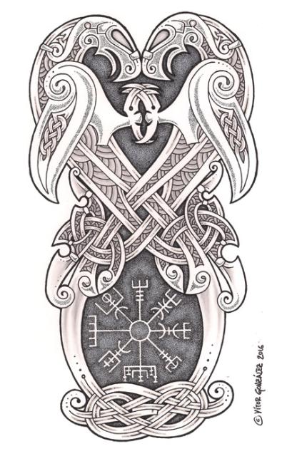 Hugin E Munin Tattoo Significado