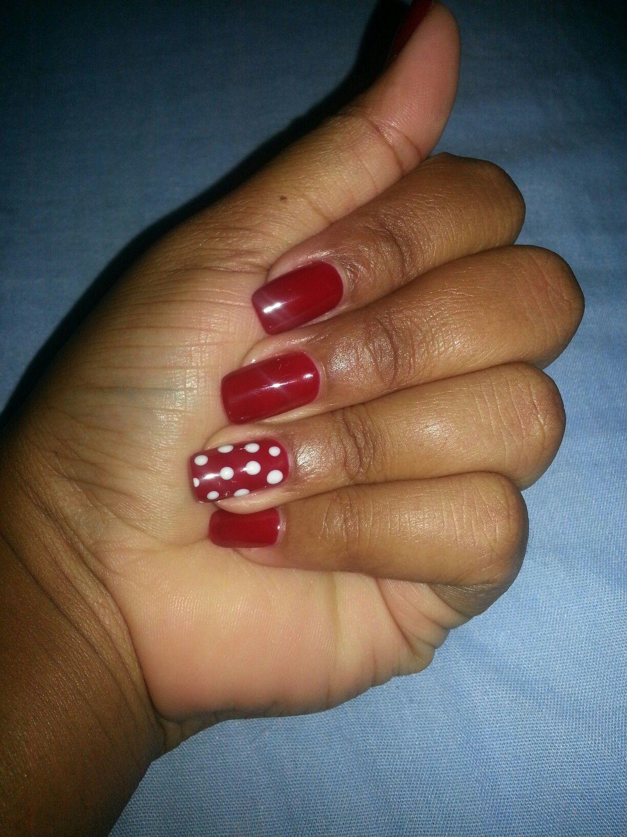 Mis manos, mis uñas pintadas con #Gel