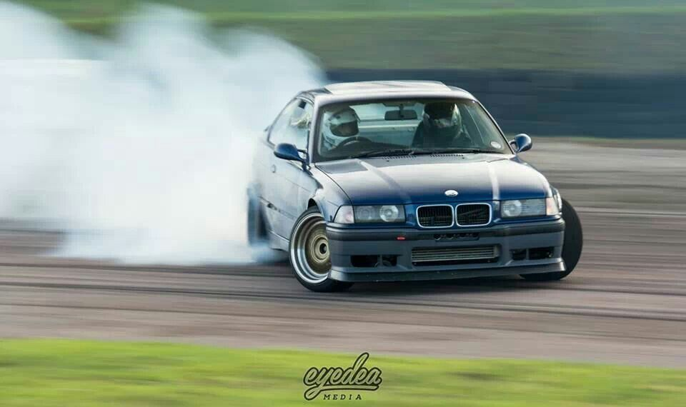 BMW E36 3 series drifter