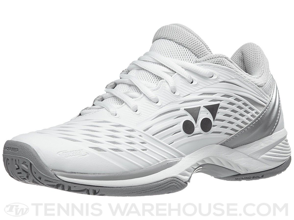 Yonex Pc Fusion Rev 2 White Women S Shoe White Shoes Women Yonex Womens Sizes