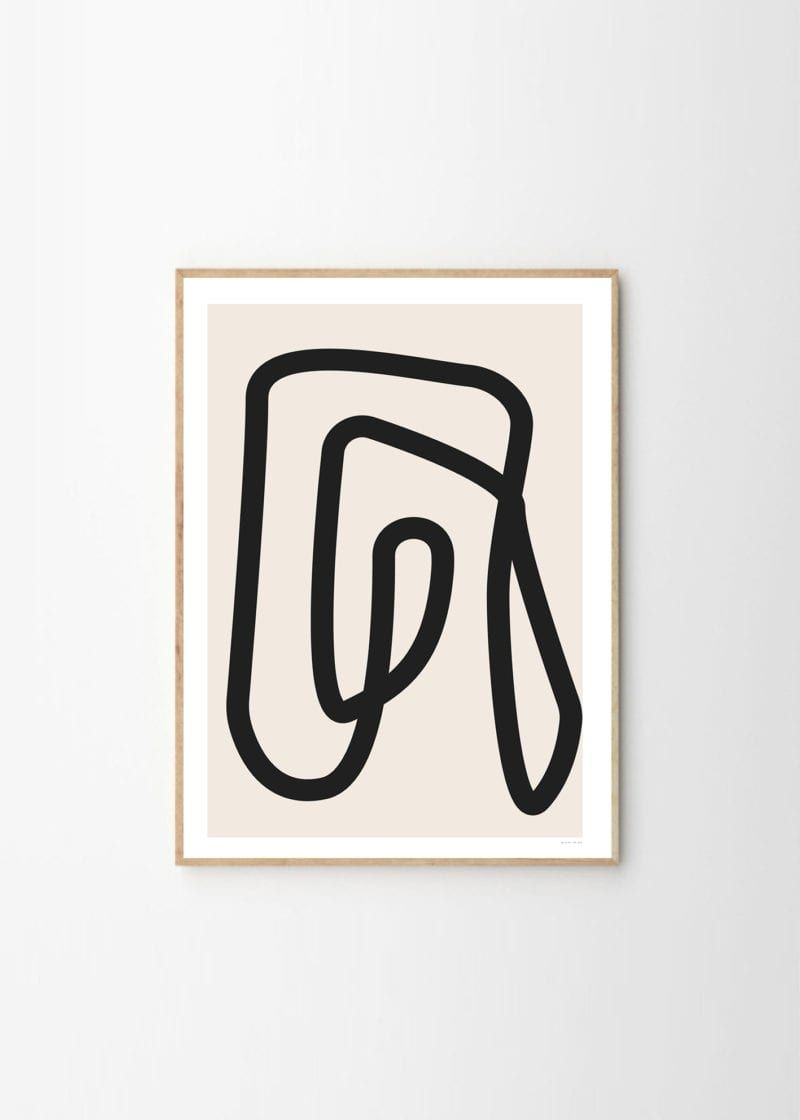 Simple Object 12 | Posters and art prints | framed ...