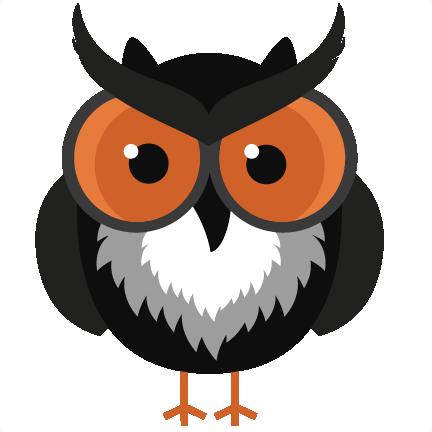 halloween cute clip art cute halloween owl clip art large black rh pinterest com halloween owl clipart halloween owl clipart