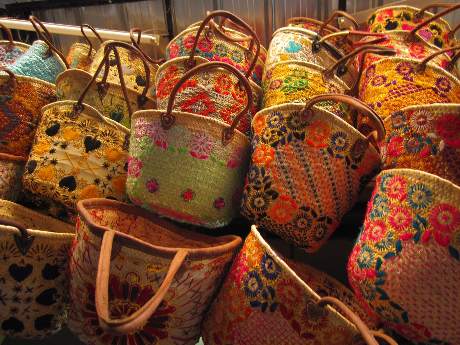Moroccan baskets   morocco   Pinterest   Morocco, Moroccan and Marrakech