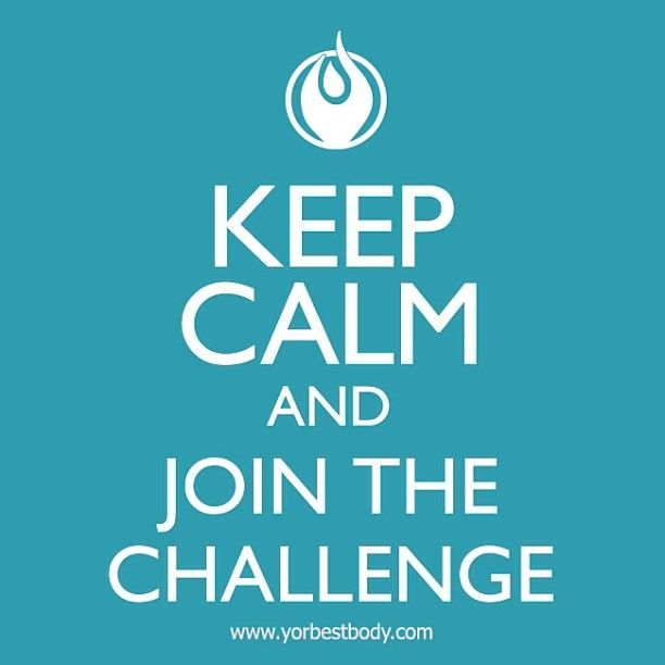 """Join the 8-Week Challenge & find the """"You"""" that you've been looking for"""