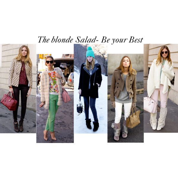 """The Blonde Salad"" by gabriela2105 on Polyvore"