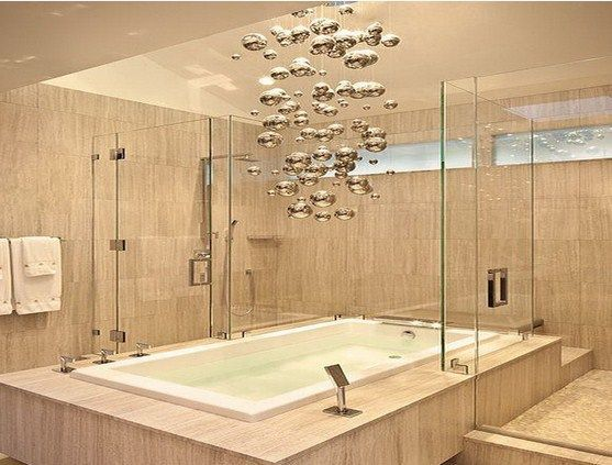Lovely Contemporary Bathroom Light Fixtures Contemporary Decor Delectable Designer Bathroom Lighting Fixtures