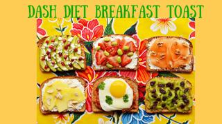 dash diet breakfast meals
