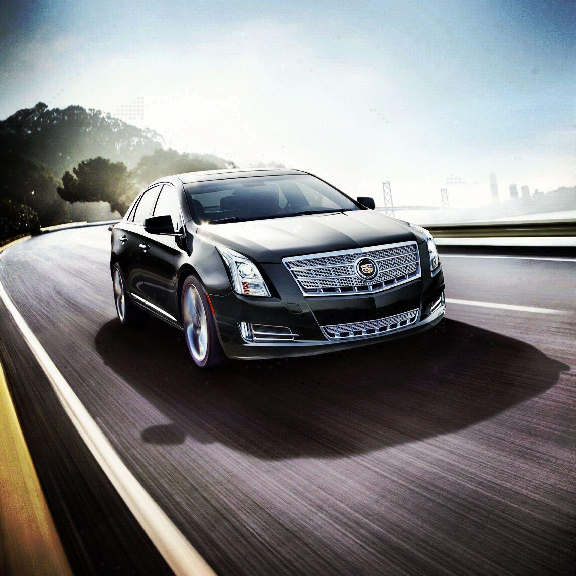 The All New Cadillac Xts Cadillac Xts