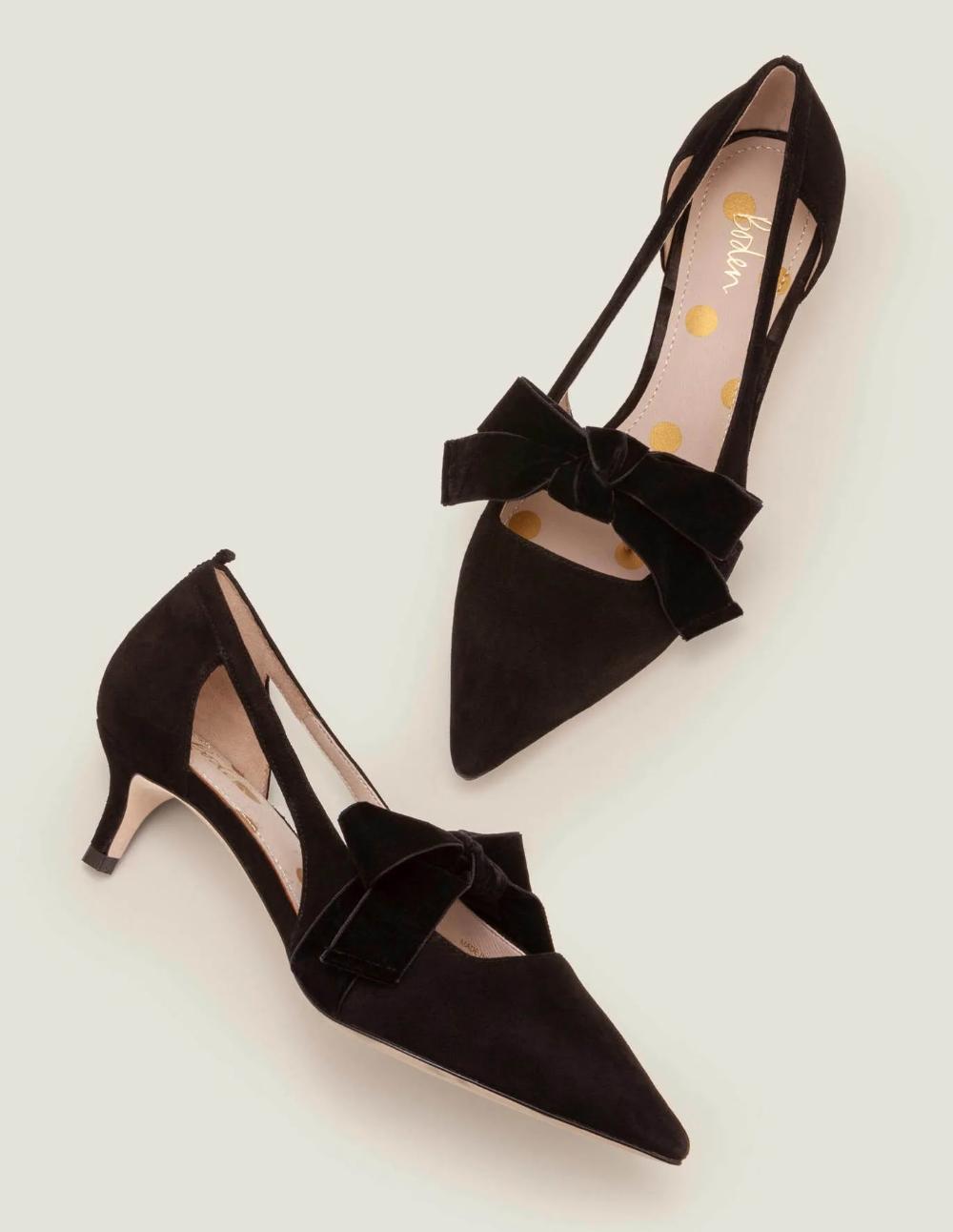 Robyn Kitten Heels Black Heels Black Kitten Heels Kitten Heels