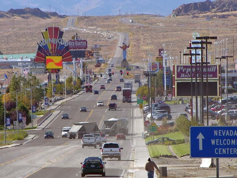 Wendover Nv West Nevada Travel Guide
