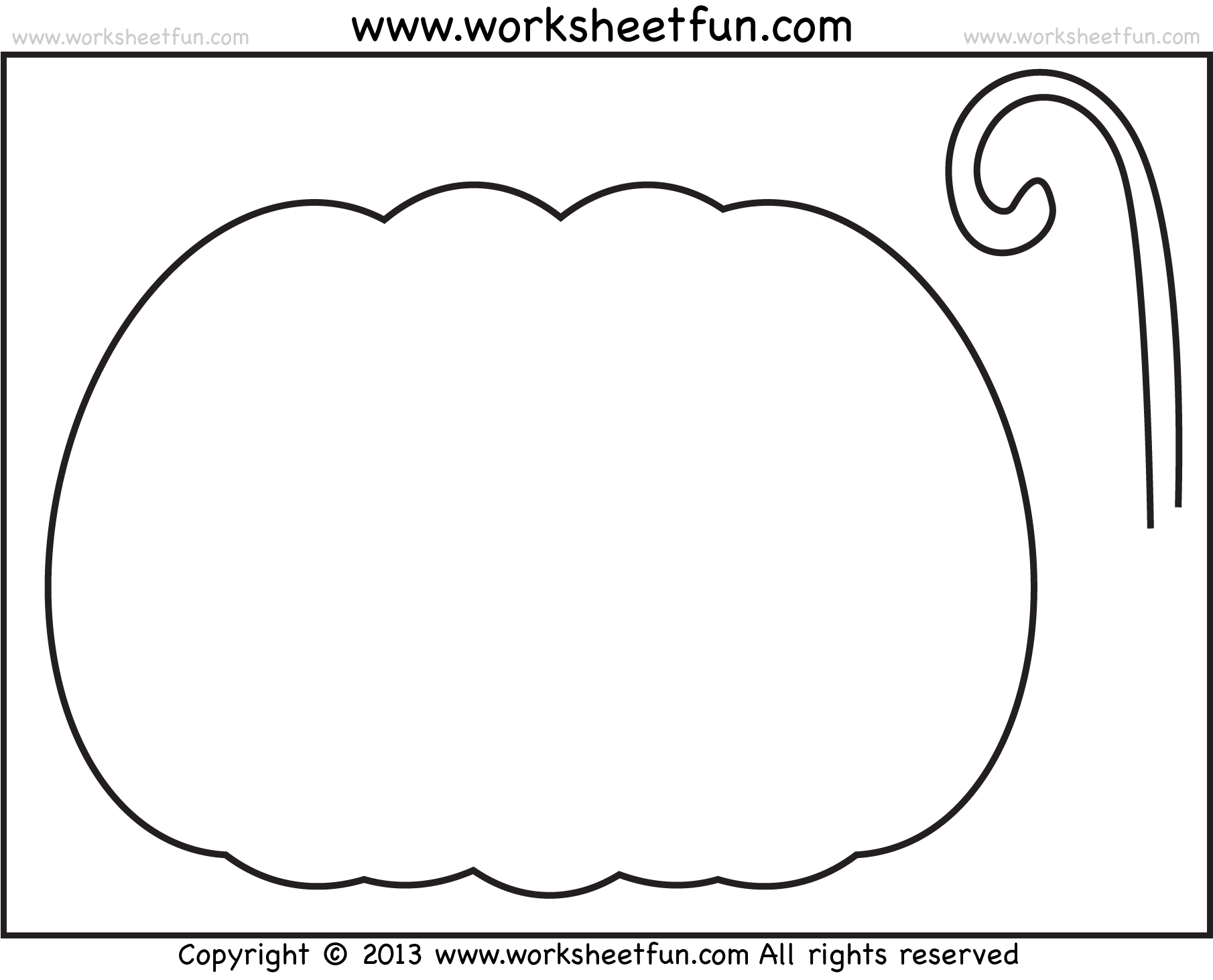 Free Halloween Stencils For Pumpkin With Images