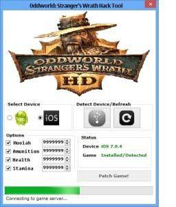 Oddworld Stranger's Wrath hack tool no survey cheats engine free