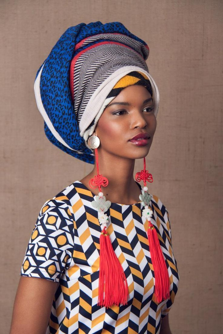 Fashion Game #afrikanischemode These vibrant cultures were slaying their fashion game long before the runway was invented. #afrikanischerstil