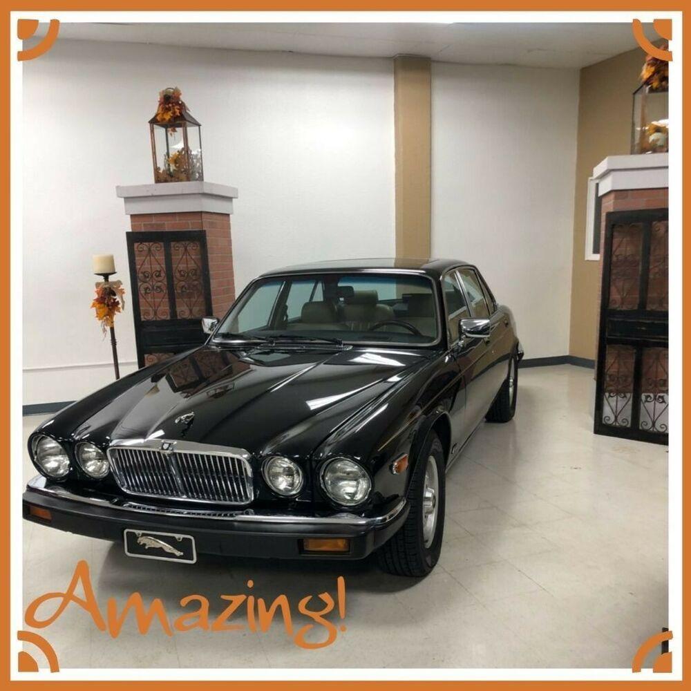 1987 Jaguar Xj6 In 2020 Jaguar Bmw Car Ebay