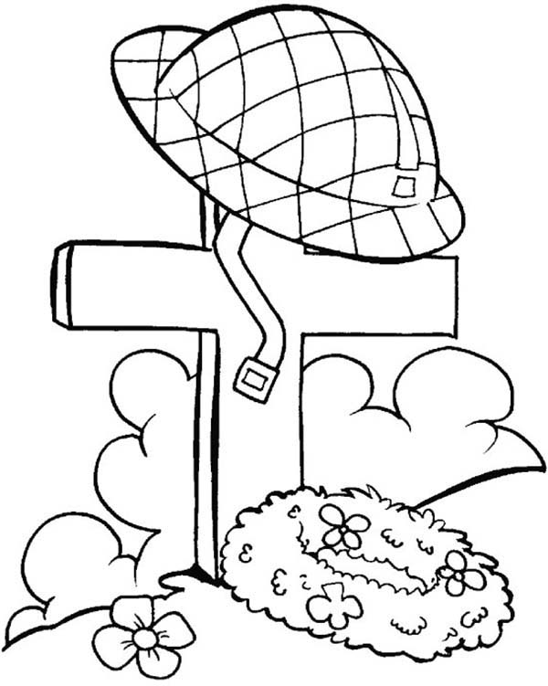 42++ Poppy coloring pages remembrance day HD