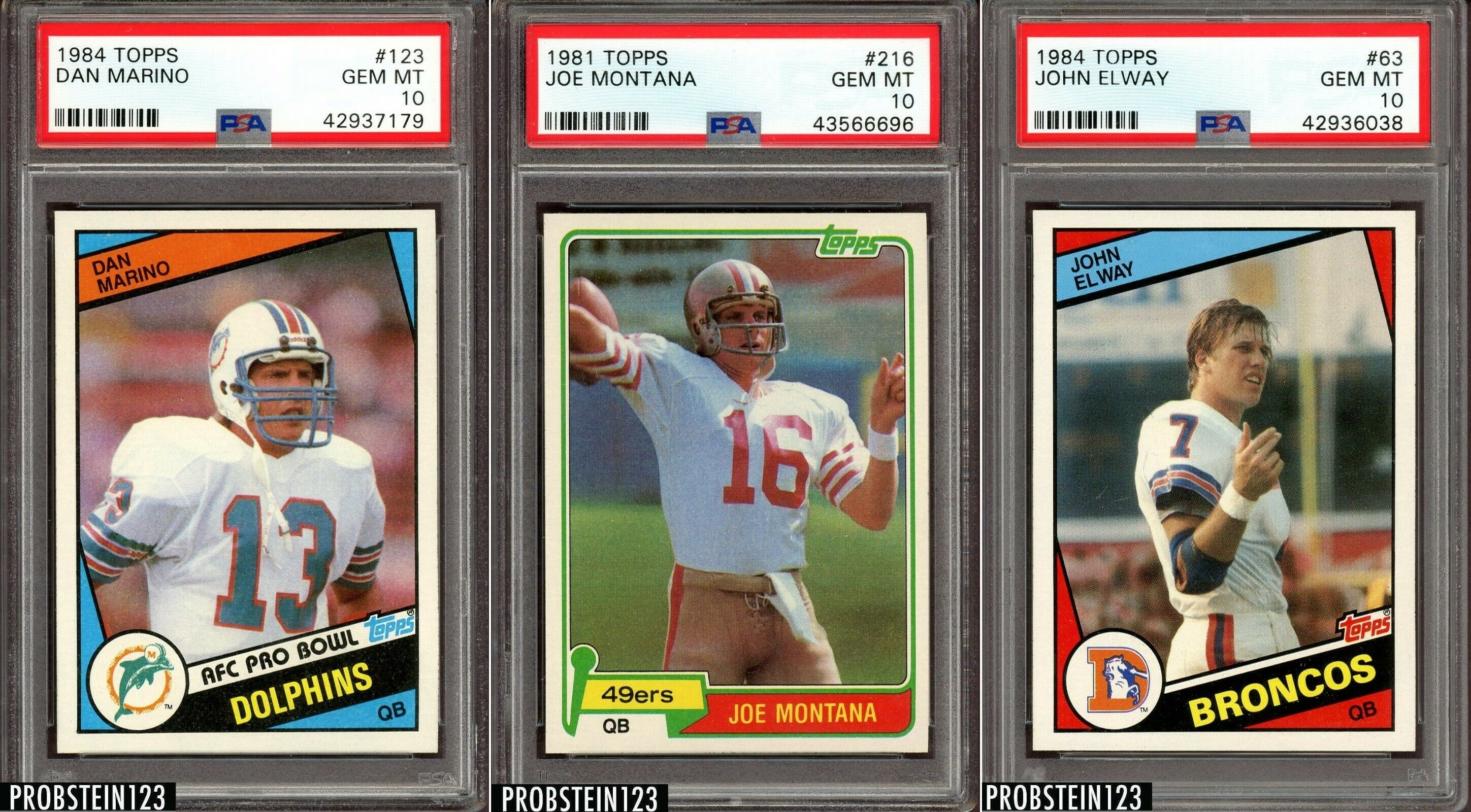 For the price point which rookie card do you buy to
