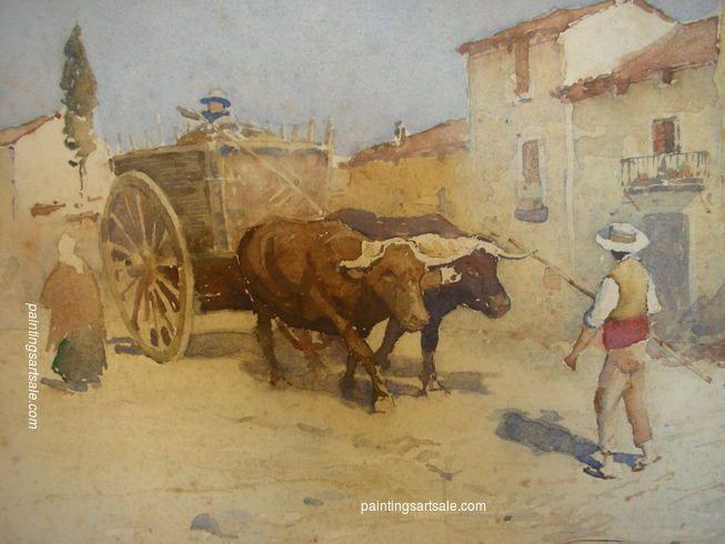 Spain Albert Moulton Foweraker
