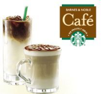 barnes and noble cafe starbucks buy one get one free drink coupon