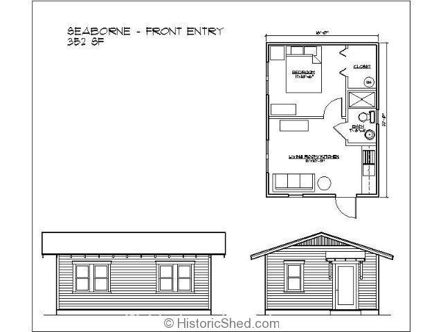 Plano cabana6 for Diseno de interiores de cabanas