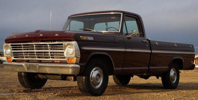 Ford Classic Cars For Sale Australia Fordclassiccars Pickup