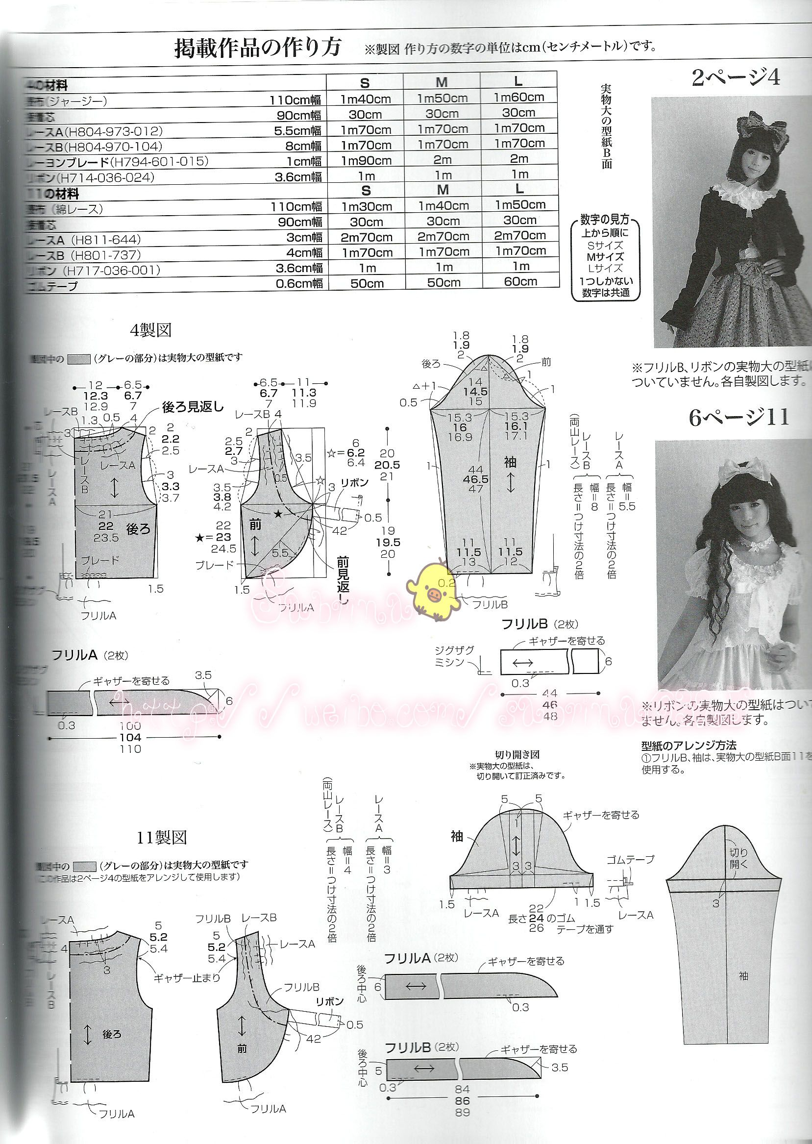 Pin by Angela Schuler on Lolita: Patterns & Tutorials | Sewing ...