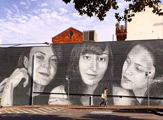 by RONE in Melbourne, 3/16 (LP)