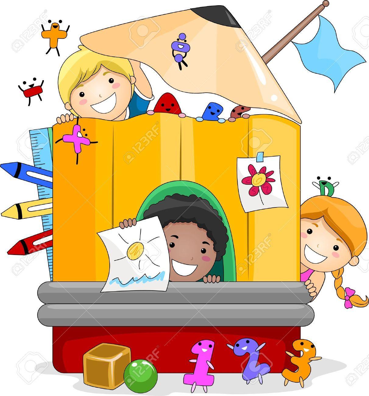 dibujos niños escuela - Buscar con Google | clipart | Pinterest ...