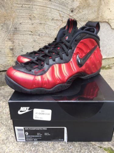 classic fit e9d67 b006e Guarantee Quality Nike Air Foamposite Pro Asteroid Fire Black