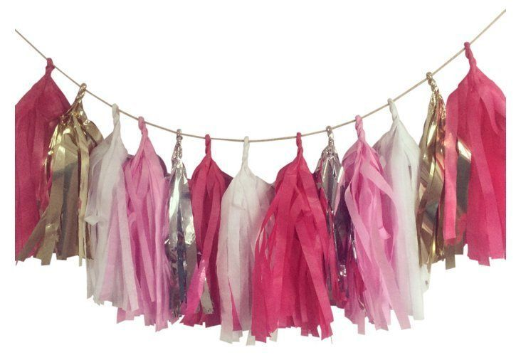 Bubblegum Disco Garland