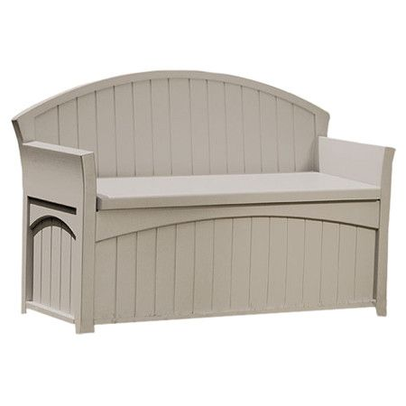 Awesome Found It At Wayfair   Resin Patio Storage Bench