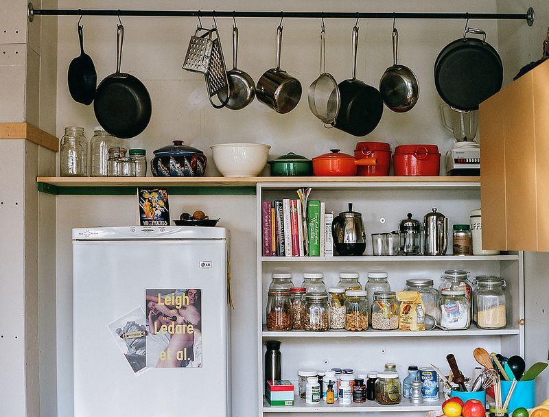 Michael Allen For Freunde Von Freunden Mit Bildern Eklektische Kuche Haus Kuchen Traumzuhause