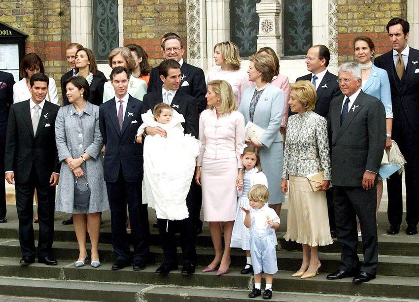 Charlotte Casiraghi Son Baptism