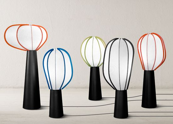Maois lamps by Ionna Vautrin for Moustache