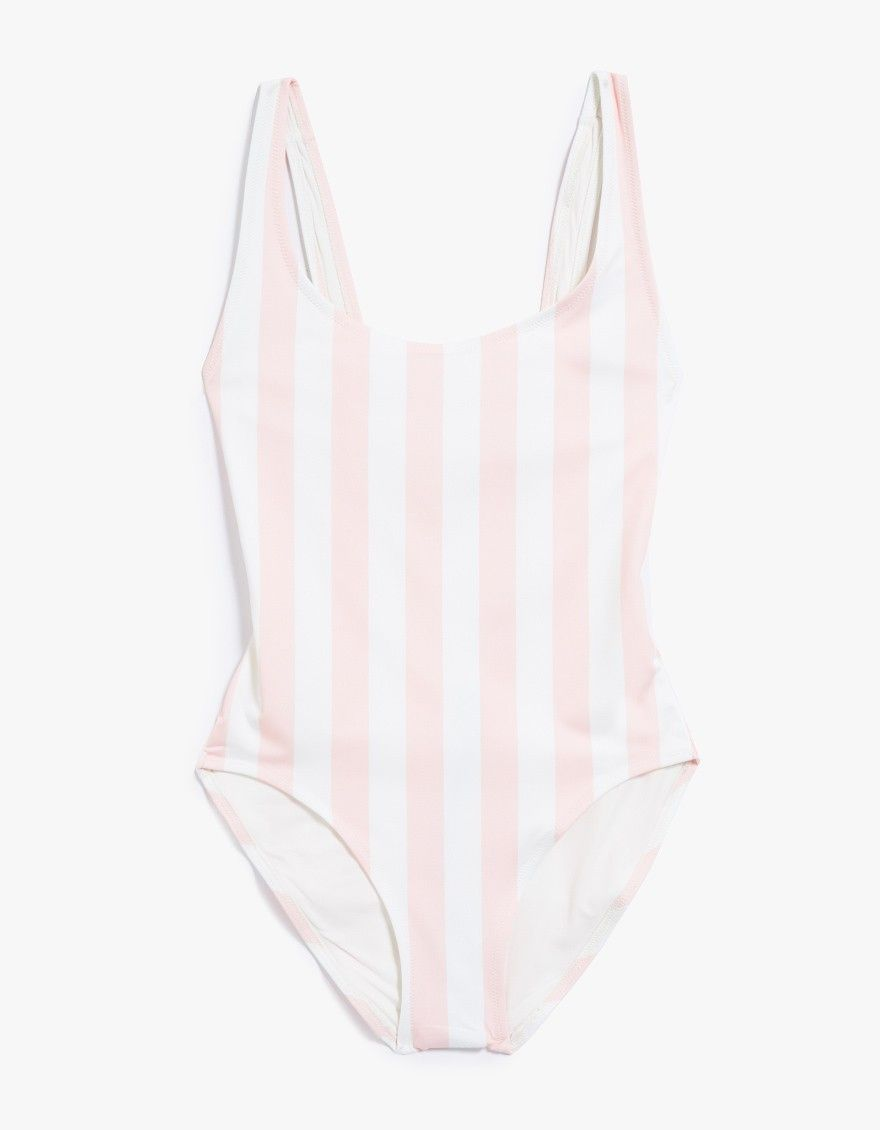 19 One-Piece Swimsuits You'll Be Thrilled to Ditch Your Bikini For