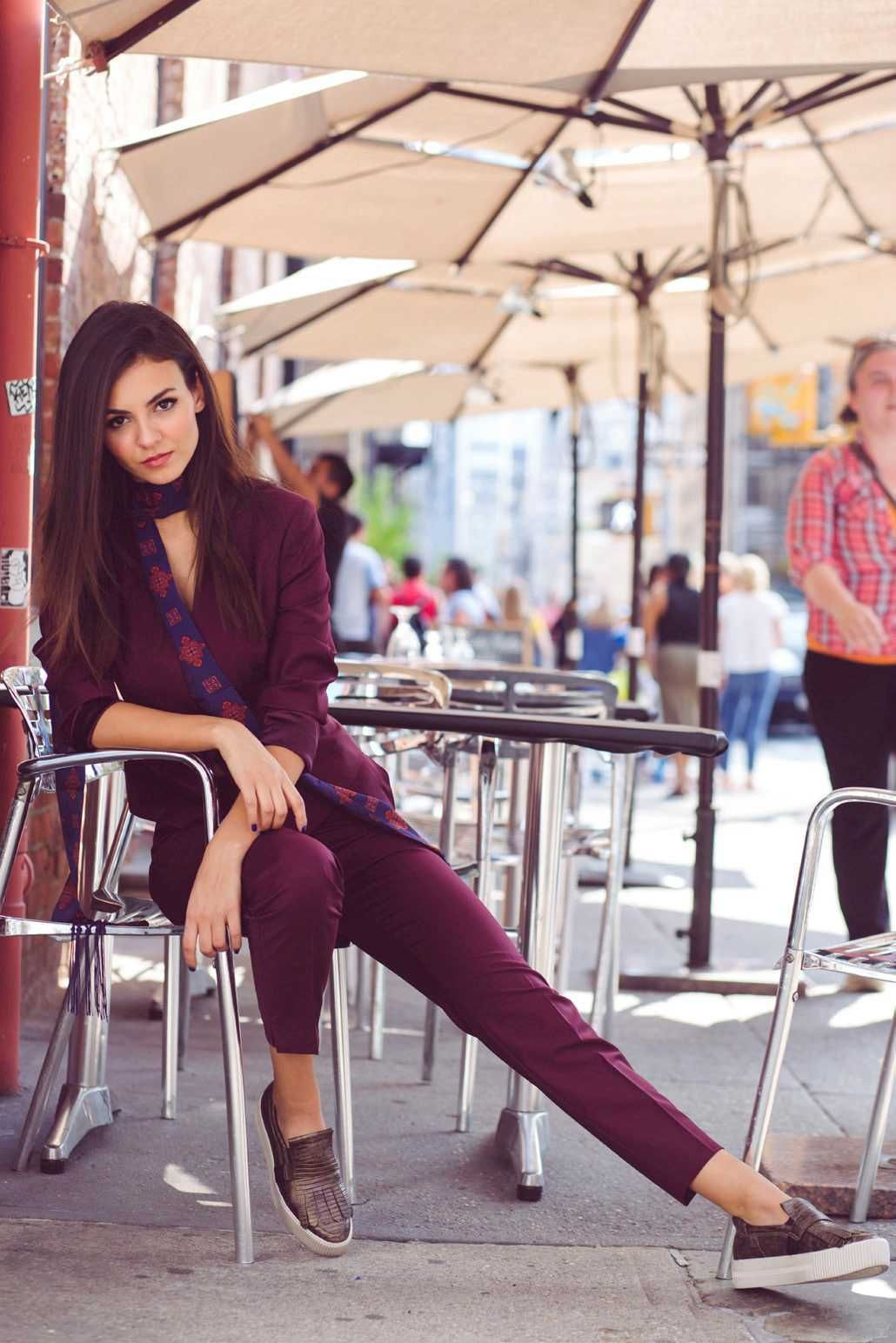 Victoria Justice For NKD Photoshoot 2016