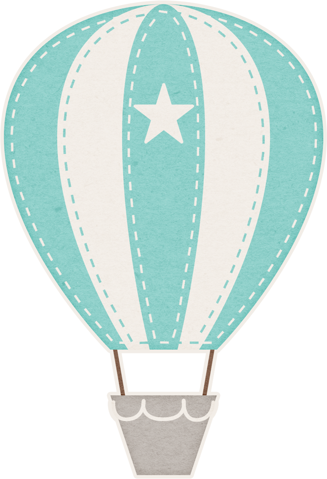 hotairballoon1 png clipart pinterest globo Baby Shower Clip Art clipart for baby boy shower invitations