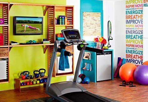 home gym decor mini fridge 67 ideas homegymdecor with
