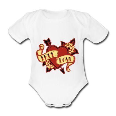 True Love - Body per neonato