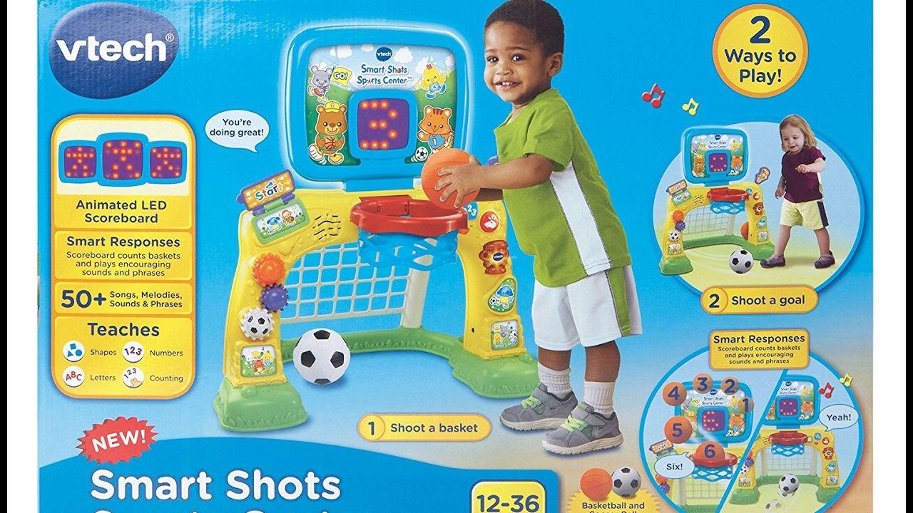 Baby Sports Toys VTech Smart Shots Sports CenterBaby