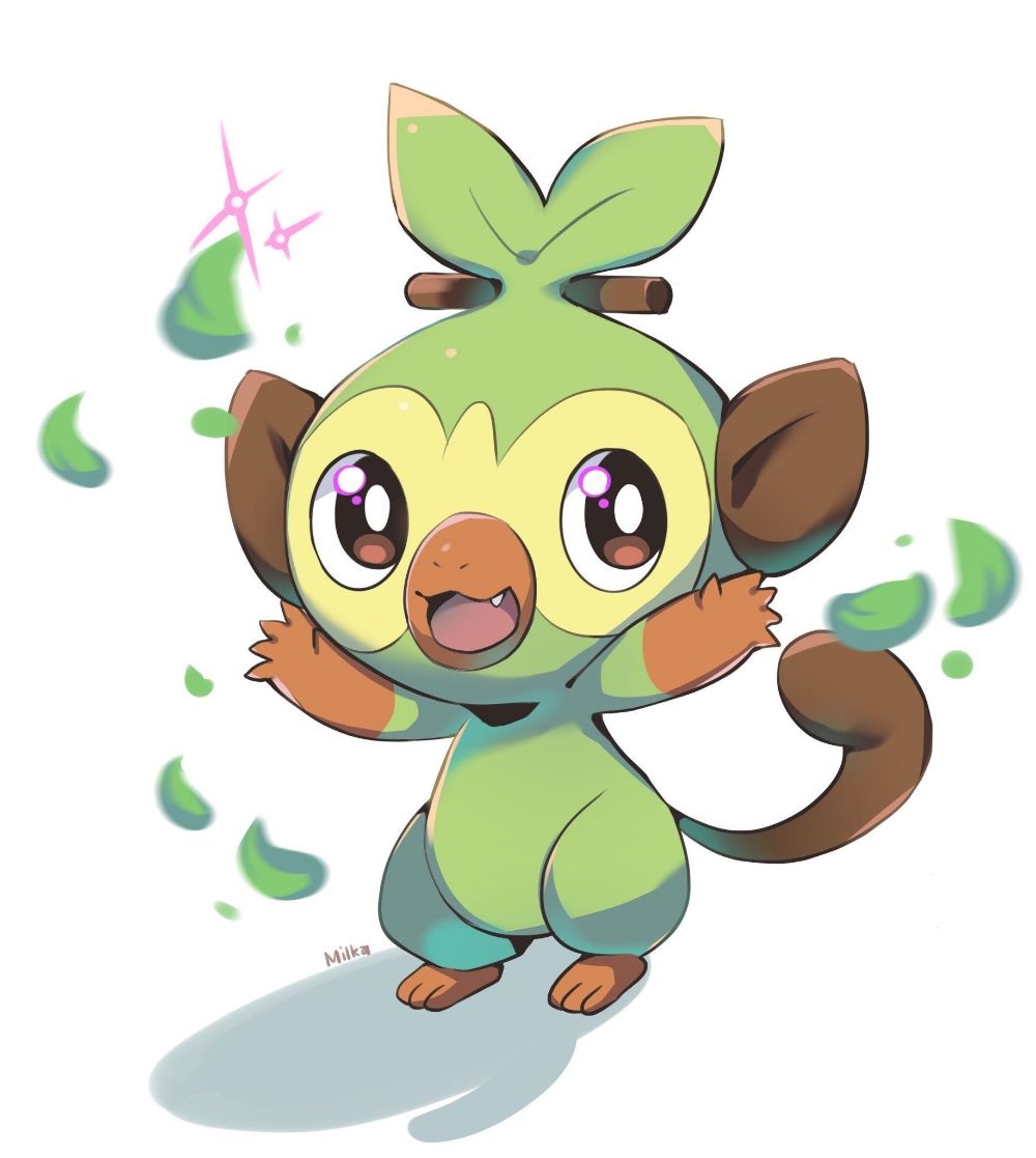 Grookey Google Search Pokemon Pokemon Teams Cute Pokemon It is part of the sword & shield expansion. cute pokemon
