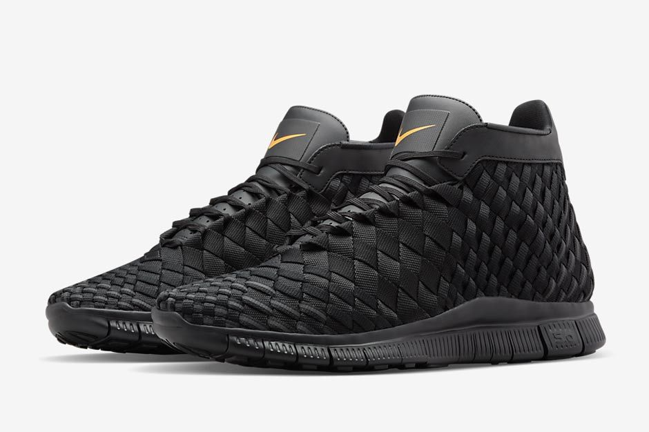 nike free of woven shades