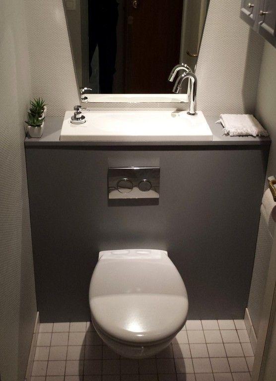 Cliquez Pour Agrandir Relooking Toilettes Idee Toilettes Amenagement Toilettes