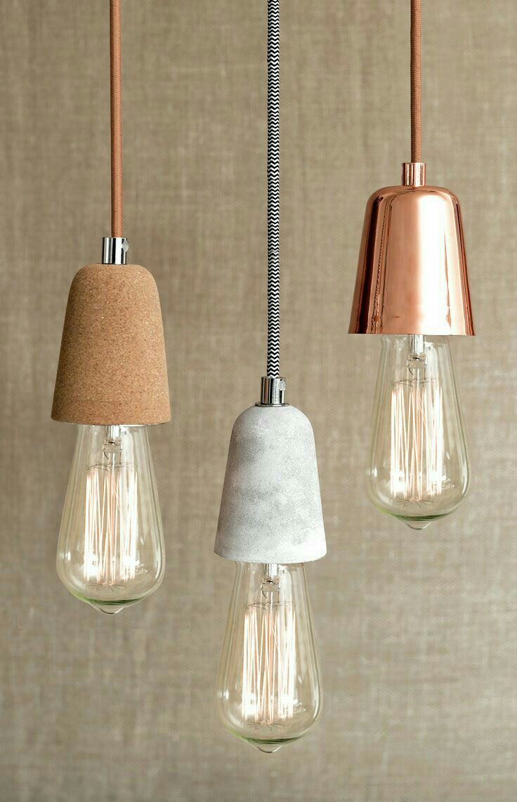 Dekoratif beton aydınlatma lighting pinterest lights and room