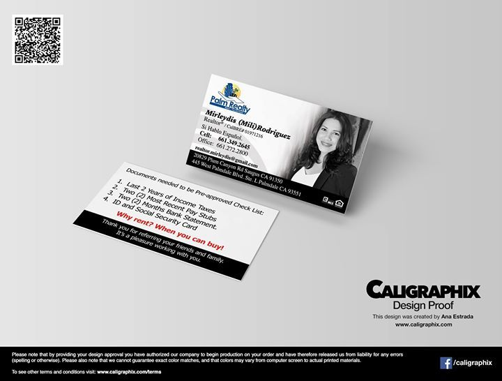Check This Business Cards Samples GraphicDesign Caligraphix