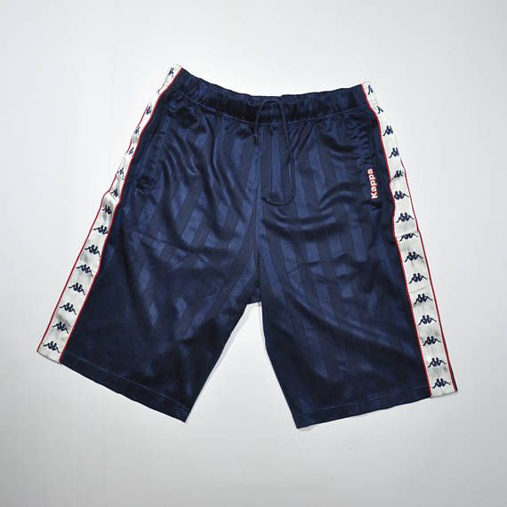 kappa shorts vintage