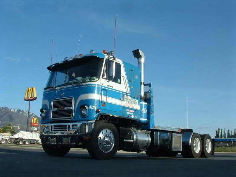 Chevrolet Big Trucks